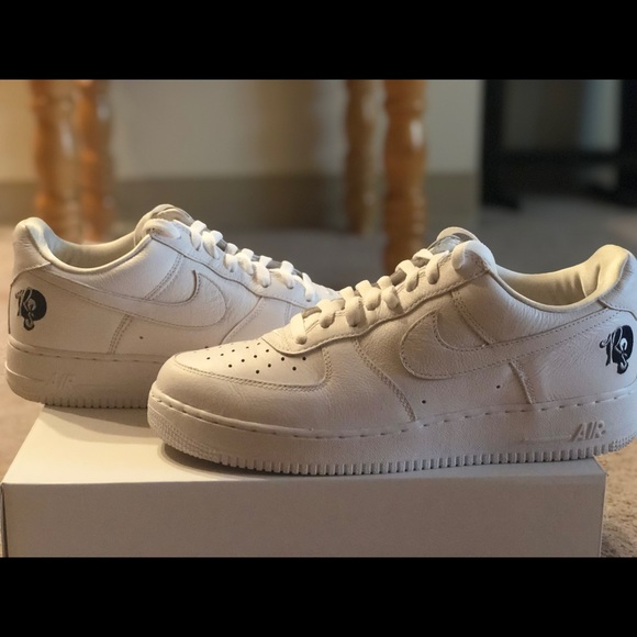 Details about Nike Air Force 1 Low '07 Roc A Fella